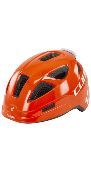 Cube Pro Cykelhjelm Junior orange